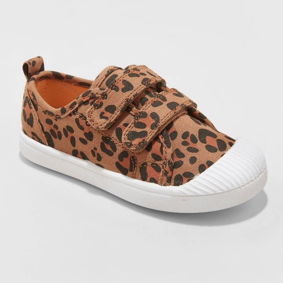 girls cheetah print shoes
